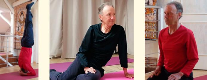 Yoga 38 – l'enseignant, Louis Janot